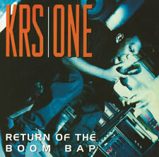 KRS One - Return Of The Boom Bap vinyl LP NEW/SEALED