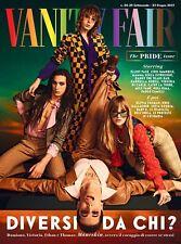MANESKIN Måneskin Vanity Fair Pride Month LGBTQ Eurovision #24/25 Giugno raro