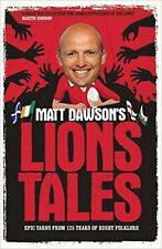 Matt Dawson's Lions Tales, New, Dawson, Matt Book