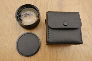 Sony VCL-1885A x1.5 Tele Conversion Lens 58mm