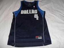 MICHAEL FINLEY Dallas Mavericks 4 Jersey NBA Nike Adult X-Large XL Blue Used