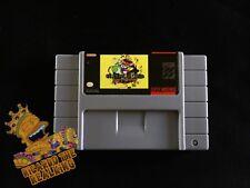 Super Mario World: Return to Dinosaur Land - SNES - Reproduction - Region Free