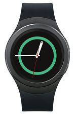 SAMSUNG Galaxy Gear S2 SM-R730a 4g Dark Gray Smartwatch (AT&T) (USED!)
