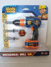 Smoby Bob der Baumeister 360128 Kinder Akkuschrauber, aus 2. Hand