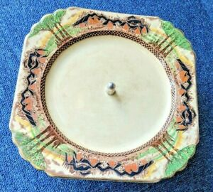 Vintage Cake stand, MYOTT SONS & Co Hanley, Englands Countryside Made in England