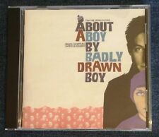 Badly Drawn Boy - About a Boy (Original Motion Picture Soundtrack) CD