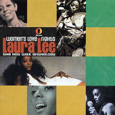 Women's Love Rights: Hot Wax Anthology by Laura Lee (2CDs, 2002) CDs are mint