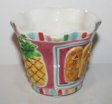 YANKEE CANDLE Votive or Tealight HOLDER ~ SUMMER FUN STAND ~