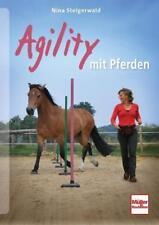 Agility mit Pferden von Nina Steigerwald (2015, Taschenbuch)