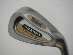 Wilson Prostaff Multi Metal Oversize 6 Iron Regular Flex Graphite Very Nice!!