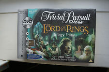 Trivial Pursuit - Lord of the Rings - DVD Game
