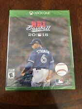 RBI Baseball 2016 Micorosoft Xbox One R.B.I.