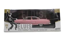 Greenlight 1:43 1955 Cadillac Fleetwood Series 60 Elvis Pink W/ Black Top CHASE