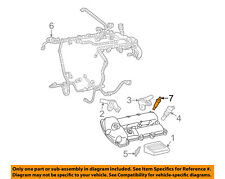 FORD OEM Powertrain Control-Cylinder Head Temperature Sensor 3W4Z6G004AA