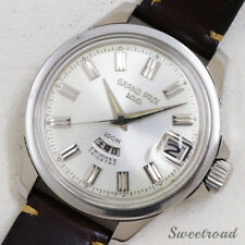 Orient Grand Prix 100 T19420 Cal.661 1965 SS Automatic Auth Men's Watch Works