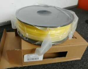 3D Printing Filament HIPS 3.0mm Yellow 1kg 210-250 degrees Celcius