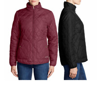 NEW!! Eddie Bauer Women's Versatility Water-Repellent Mod Quilt Jacket Variety