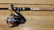 SHAKESPEARE COMMODORE ROD AND REEL COMBO