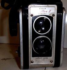 Vintage Kodak DUAFLEX II box Camera with Kodet Lens