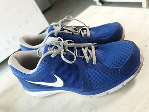 Blue Mens Trainers Dual Fusion Fitsole 10