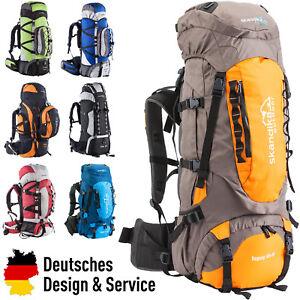 skandika Trekking Rucksack Freizeitrucksack Reiserucksack 65 bis 100 Liter NEU