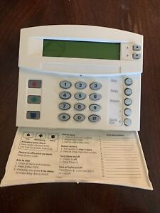 Interlogix GE Security Concord 60-983 ATP-1000 Interlogix Alarm Keypad Tested