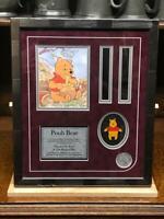 Walt Disney 'Pooh Bear' Limited Edition Presentation Set Pin Badge [6712]