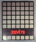 Zevi 78 trade catalogue Renato Zevi Italian Hollywood regency design 1978