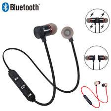 A prueba de agua Auriculares Magnético Inalámbrico Bluetooth 4.2 Deporte Auriculares Audífonos