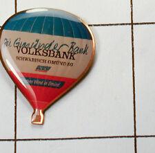 BALLON PIN VOLKSBANK SCHWÄBISCH GMÜND   (AN2085)
