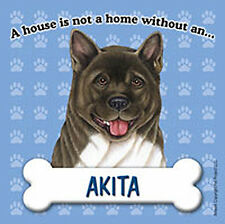 Akita Magnet - House Is Not A Home