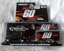 GreenLight Hitch & Tow M & J Exclusive Gone In 60 Seconds Eleanor 2015 Ford F150
