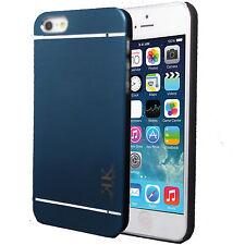 New Generic Brush Aluminium Metal Case Cover For Apple iPhone 5G/5S & 4G/4S