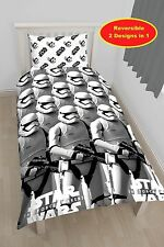 Star Wars Épisode VII Stormtrooper « Réveiller » Set Housse de couette Simple