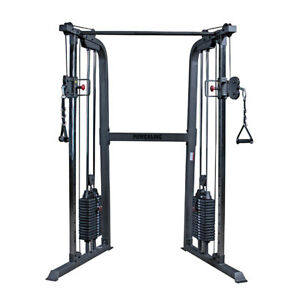 Powerline Functional Trainer by Body-Solid - PFT100 Cable Home Gym 160 lb stacks