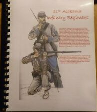 Civil War History of the 11th Alabama Infantry Regiment
