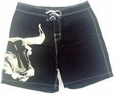 NWOT - RRP $199- Mens Polo by Ralph Lauren Black Sail Surf Swim Board Shorts