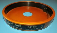 """Pi Tape 84"""" to 96"""" Range: Periphery Stainless Steel Inspection Tape Measure USA"""