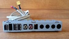 HP 5003-0673 15051-T1-REV A IEEE 1394 FIREWIRE, USB & AUDIO I/O FRONT PANEL