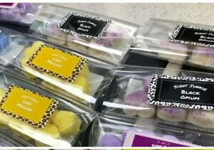 💕Highly Fragranced Soy Wax Melts Hearts Scent Junkie Mothers Day Vegan
