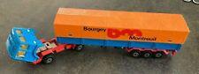 Majorette camion Renault Saviem Bourgey Montreuil, 1/60