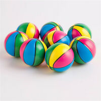 6.3cm PU Ball Toy Hand Exercise Stress Relief Soft Foam Ball Kids X-mas gift FU