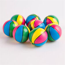 6.3cm PU Ball Toy Hand Exercise Stress Relief Soft Foam Ball Kids X-mas gift ATA