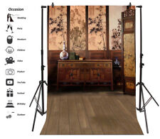 Chinese Style Indoor Vintage Backdrop 6.5x10ft Background Photo Props Vinyl Show