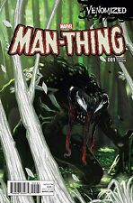 Manthing # 1 Venomized Variant Cover NM