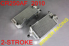 ALUMINUM RADIATOR HONDA CR250AF 2-SROKE ENGINE With CRF250R CHASSIS 2010-2013