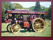 POSTCARD  LORD NELSON' TRACTION ENGINE A 1913 BURRELL 8 NHP ENGINE