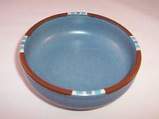 Dansk Stoneware Mesa - Sky Blue Cereal Bowl Japan Retired