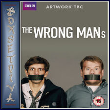 THE WRONG MANS - COMPLETE SERIES 1 **BRAND NEW DVD  **