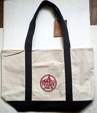 Trader Joe's Reusable heavy-duty Fashion Tote Bag  Cotton & Canvas